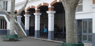 mai 2016 - VIVE MON COLLEGE 2015/2016 - Installation au collège Belle de Mai